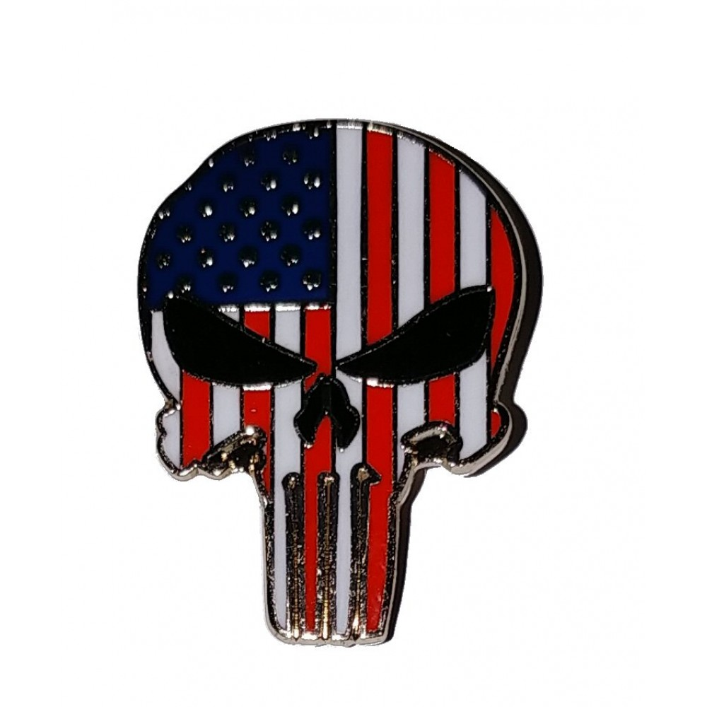 Patriot Bring The Pain Pin ★ Made in the USA