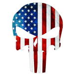 Patriot Bring The Pain Sticker ★ Made in the USA