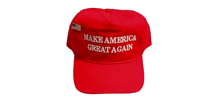 The Patriot Pin for your MAGA hat - BUY YOURS TODAY!