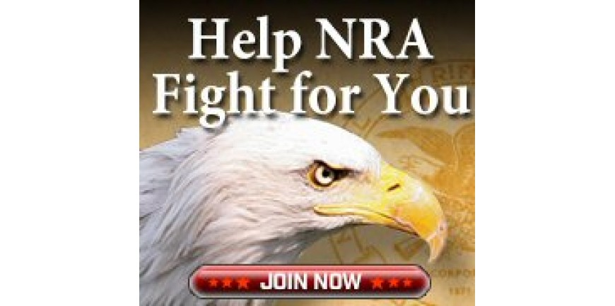 Join the NRA TODAY! Save up to $50.00