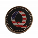 Q45 Lapel Pin ★ American Made