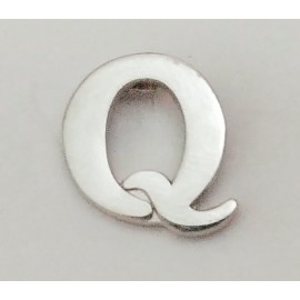 "The ""Q"" Collar Tie Tack Pin"