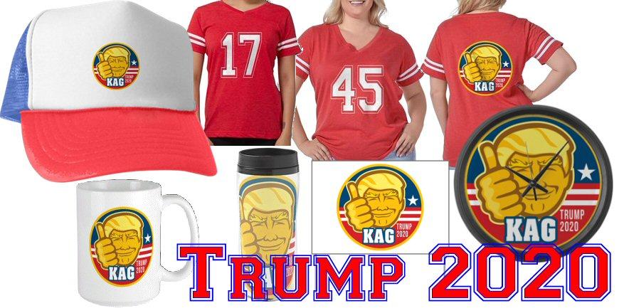 Trump 2020 KAG Gear